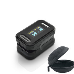 free shipping two color Fingertip Pulse Oximeter Oxygen Monitor OLED Display blood pressure monitor heart beat meter
