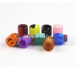 NOUVEAU Coloré acrylique Drip Tips pour E Cigs 510 Embouchure Drip Tip 16mm Fit ce4 ce5 EGO Atomiseurs Tank ecigs 510 E Cigarette à partir de conseils pour e cig fabricateur