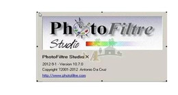 Wholesale Powerful photo editing software PhotoFiltre Studio X v10