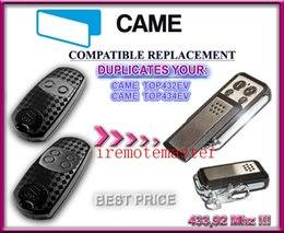 CAME TOP432EV,TOP434EV Garage Door Remote Control Replacement