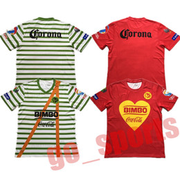 Wholesale 16 Mexico Club America Memorial th Soccer Jerseys Best Quality D BENEDETTO R SAMBUEZA P AGUILAR MICKY O MARTINEZ Soccer Jersey