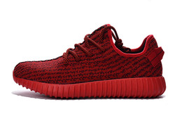 Wholesale Camping Shoes For Men - Adidas Original 2016 Yeezy Boost 350 Yeezy Sneakers Yeezy Kanye Milan West Yeezy Running Shoes for Men Fashion Trainers Shoes With Box
