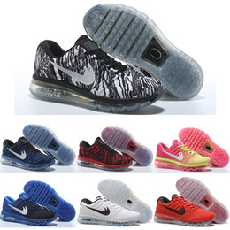 Wholesale 2016 Running Shoes Men Women High Quality Original Cheap Air Cushion 2017 New Sports Shoes Trainers Free Shipping Size 36-45