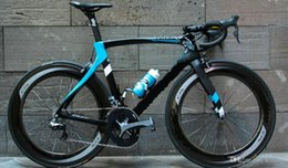 Wholesale Sky Team Full Carbon Road complete Bike Bicycle With Ultegra Groupset For Sale Bora two carbon wheelset