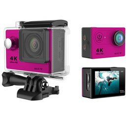 Wholesale k Replaceable mAh battery powered MP meters underwater best action cam with wifi