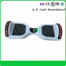 for sale hoverboard bluetooth LED Scooter Bluetooth Speaker Electric Scooters 6.5 inch Smart electric unicycle Self Balancing Skateboard