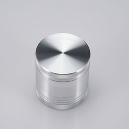 Wholesale Original Piece SharpStone Vibrating Herb Grinder quot Aircraft Grade Aluminum Sharpstone Anodized CNC Machining Technology Smooth Retail