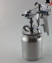 Wholesale Supply spray gun PQ pneumatic spray gun paint spray gun MM caliber furniture automotive primer