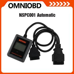Wholesale 2016 Hand held NSPC001 Automatic Pin Code Reader Read BCM Code For Nissan