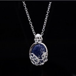 Wholesale The Vampire Diaries necklace vintage Katherine pendant movie jewelry cosplay for women movie theme fashion necklace best gift