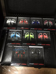 Wholesale Amazing sound Used Beats powerbeats wireless Active collection headphone Bluetooth Headset Sport earphone with retail box