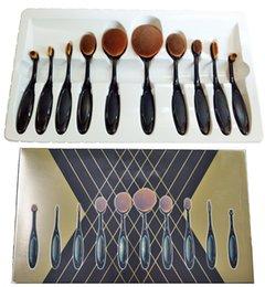 Wholesale Carbonate Mud Mask Foundation Brush BBCC Cream Makeup Brushes set Makeup Brushes Tools Toothbrush Foundation Brushes