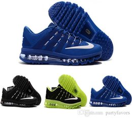 2016 Shoes Run Air Max Nlke Air Max Flyknit 2016 Mesh Men Running Shoes Discount Original Airmax 2016 sport shoes maxes athletic trainers shoes Shoes Run Air Max deals