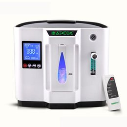 Wholesale AC220V Best Medical Portable Adjustable Oxygen Generator Concentrator DDT A Machine Mini Oxygen bar