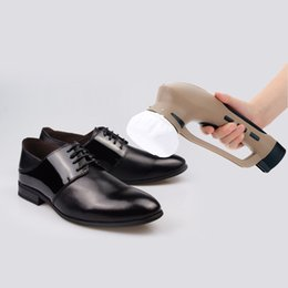 Wholesale Household Electric Shoe Brush Cordless and Hassle Free Shoes Polisher Oiling Machine Polishing Leather Care