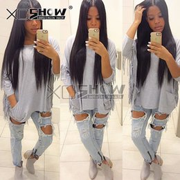 Wholesale Cheap Cambodian Virgin Weave - Wholesale 7A Mink Brazilian Virgin Hair Straight 10 Pcs Cheap Queen Hair Products Unprocessed Brazil Straight Human Hair Weave Bundles