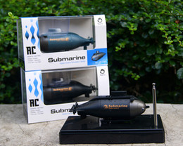 Wholesale-Hot Sale High Quality 777-216 Mini RC Racing Submarine Boat R C Toys with 40MHz Transmitter