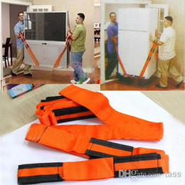 Wholesale pcss Pack Carry furnishings easier carry furnishing strap moving strap lifting strap with retail box