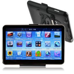 Wholesale Automobiles Electronic Car GPS Hand held GPS Navigator GPS Navigation