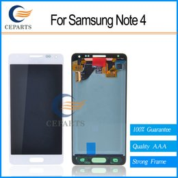 White&Black For Samsung note 4 mini for Galaxy Alpha G850 G850F G850M G850K G850S LCD Display Touch Screen Digitizer Assembly