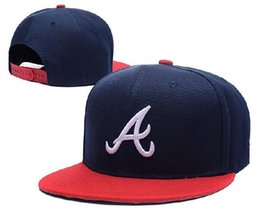 Wholesale Fashion Braves Hats Top Quality Cap Brand Hats Cool Best Adult Cheap Hats lh