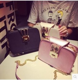 Free shipping 2016 new female BaoSuo chain buckle his little bread clip package, Japan and single shoulder bag bag
