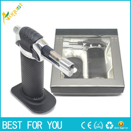 Refillable gas creme brulee torch jet lighter also offer usb arc cigarette cigar lighter