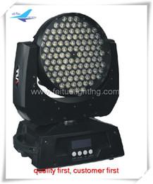 (4pcs lot) RGBW led color moving head 108*3w led moving head wash