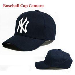 32GB Cap Hat Spy Camera Baseball Cap Hat hidden Candid Camera Video Camcorder With Remote Control Outdoor Mini DVR Video Recorder