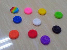Promotion contrôleur ps4 couvercle du boîtier Caoutchouc Silicone Caps Thumbstick Thumb Stick X Housse Housse Poignée Poignées de manche pour PS4 PS3 PS2 XBOX 360 ONE contrôleur