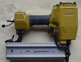 Original authentic US steel nail T64 pneumatic nail gun   air nailer   nail gun carpentry necessary