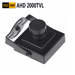 Wholesale 1080P Mini AHD Camera TVL megapixel AHD Camera CCTV Security Camera Indoor AHD Mini Camera AHD Camera AHDM AHD M Camera