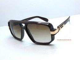Wholesale Fashion Mens Ca Zal Occhiali da sole Sunglasses Legend Vintage Black retro uomo donna OLD SCHOOL sunglasses New With Case
