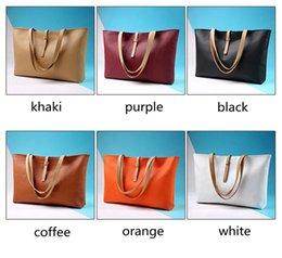 Wholesale Candy Bag Female - 2016 new female bag fashion soft leather bag classic joker candy color pop single shoulder bag BaoChao