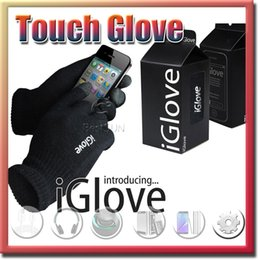 IGlove Capacitive Touch Screen Gloves Capacity Touch Glove for iphone 6 5 5C 5S for ipad for smart phone Winter Gloves