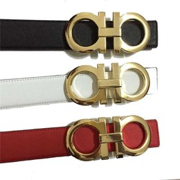 Wholesale man belt Pinhole buckle luxury really belt free distribution box this is a fendit FF really belt buckle