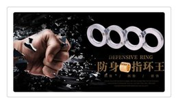 Wholesale Knuckle duster belt buckle F S THICK CHROMED KIRSITE BRASS KNUCKLES DUSTERS Boxing Protective Gear