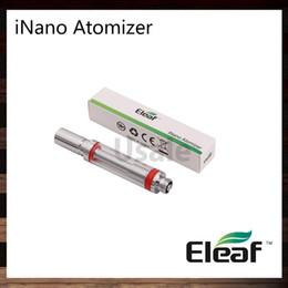Ismoka Eleaf iNano Atomizer 0.8ml Tank Best Match iNano Kit Easy to Use 100% Original