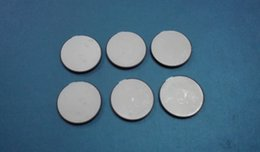 Wholesale Ultrasonic Piezo Ceramic Disc mmx2 mm PZT4 MHz Piezo Electric Disk PZT Beauty Crystals Chips Sensor PZT Transmitter Chips