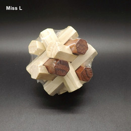 Wooden Toy Puzzle Game Hexagonal Geometry Block Montessori Early Learning Educational Toys Baby Kids Gift Teaching Prop Mind Game