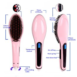 100% Original Beauty Star NASV Nasv-100 Hair Auto Straightener Straight Hair Styling Tool Straightening Irons Digital Temperature Controller