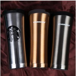 Wholesale manufacturers Starbucks stainless steel mug cup coffee cup high end automotive business