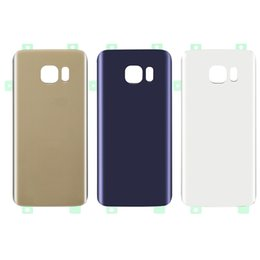 Wholesale Battery Back Housing Cover for Samsung S7 Best Quality Rear Door Cover Replacement Part for Galaxy S7 G935 S7G935BBHC