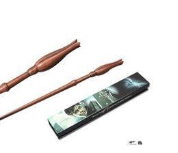 Free Shipping Wizarding World of Harry Potter wand Magic Luna Lovegood Wand with box