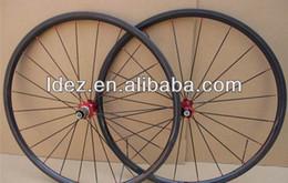 24mm wheels 700C carbon wheels road bike full carbon bicycle wheels,24mm clincher tubular carbon wheels