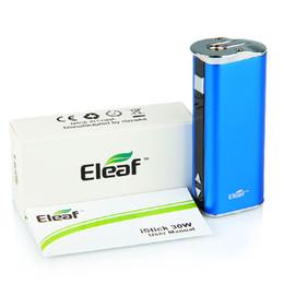 Eleaf iStick 30w Mod 2200mAh iStick Battery vape mode iStick 30W 100% Original
