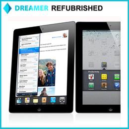 100% IPS LCD 9.7 inch 768x1024 Original Refurbished Appple iPad 2 512RMB RAM 16GB ROM upgradable to iOS 9
