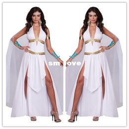 Wholesale Holy Festival Costume Ancient Egyptian Queen Dress The Queen Of The Palace Of The Greek Goddess Dress The Queen Of Rome J229