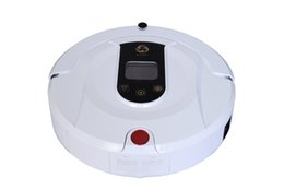 Updated vacuum cleaner Intelligent mini Sweeping Robot with big cistern useful Household silent timer cleaning robots