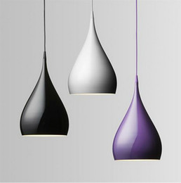 Wholesale New design England Tom Dixon beat musical instrument Hanging pendant light Restaurant bar and living room bedroom lighting
